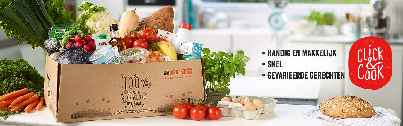 click & cook box