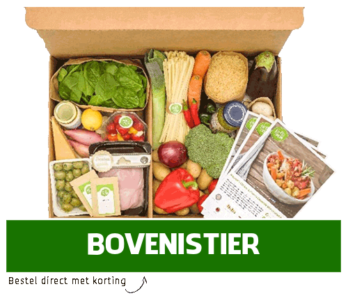 foodbox Bovenistier