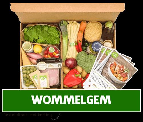 foodbox Wommelgem