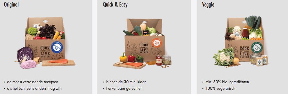 smartmat kookbox belgie